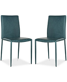 Nolyn Dining Chair (Set Of 2), Quick Ship