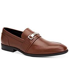 Calvin Klein Men's Lawdon Nappa Leather Loafers