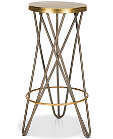 Kamar Bar Stool, Quick Ship