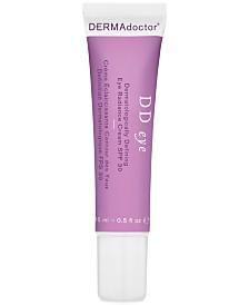 DERMAdoctor DD Eye Dermatologically Defining Eye Radiance Cream SPF 30, 0.5 fl. oz.
