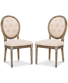 Claudius Side Chair (Set Of 2)
