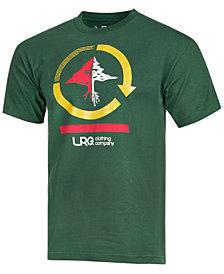 LRG Men's Cycle Mission Logo-Print T-Shirt