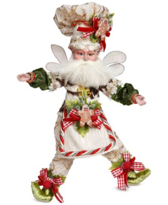 Gingerbread Baker Fairy Small Figurine