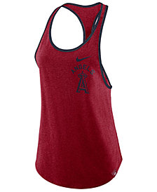 Nike Women's Los Angeles Angels Tri-Racer Tank