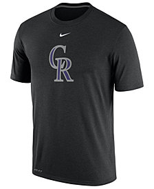 Nike Men's Colorado Rockies Legend Wordmark 1.5 T-Shirt