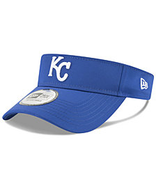 New Era Kansas City Royals Clubhouse Visor