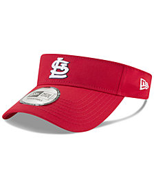 New Era St. Louis Cardinals Clubhouse Visor