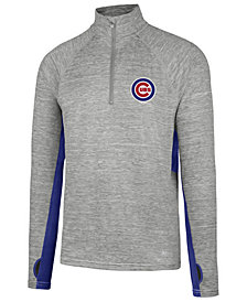 '47 Brand Men's Chicago Cubs Evolve Quarter-Zip Pullover