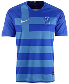 Nike Men's Greece National Team Away Stadium Jersey