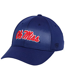 Top of the World Ole Miss Rebels Life Stretch Cap