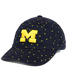 Top of the World Women's Michigan Wolverines Starlight Adjustable Cap