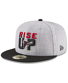 New Era Boys' Atlanta Falcons Draft 59FIFTY FITTED Cap