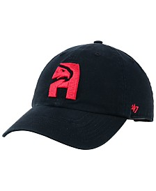 '47 Brand Atlanta Hawks Mash Up CLEAN UP Cap