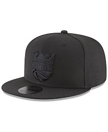 New Era Sacramento Kings Blackout 59FIFTY Fitted Cap