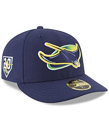 45cf4cba346 New Era Tampa Bay Rays Authentic Collection 20th Anniversary 59FIFTY ...