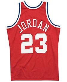 Mitchell & Ness Men's Michael Jordan NBA All Star 1989 Authentic Jersey