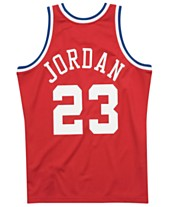 7967fe940077 Mitchell   Ness Men s Michael Jordan NBA All Star 1989 Authentic Jersey