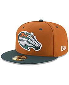 New Era Stockton Ports AC 59FIFTY FITTED Cap