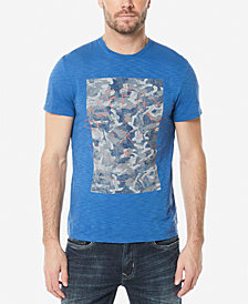 Buffalo David Bitton Men's Tury Graphic-Print T-Shirt