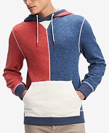 Tommy Hilfiger Men's Spangle Popover Hoodie, Created for Macy's