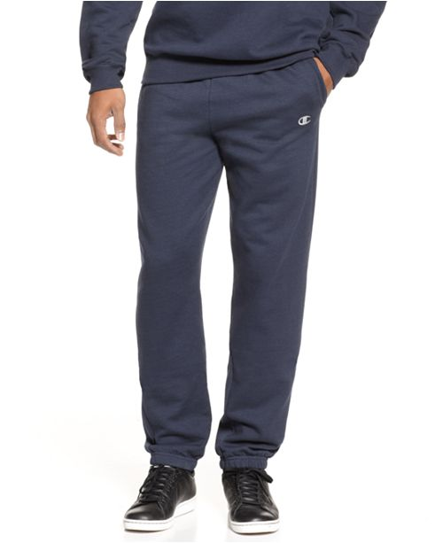 a41485490606 Champion Men s Fleece Sweatpants   Reviews - All Activewear - Men ...