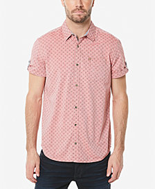 Buffalo David Bitton Men's Printed Shirt