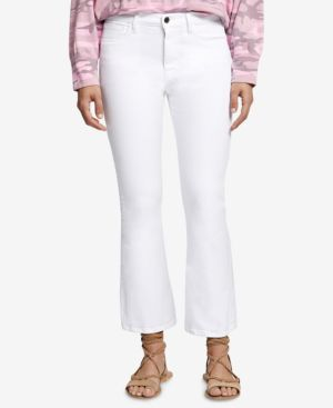 Sanctuary Robbie Cropped Flared Jeans 6241295