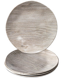 TarHong French Oak Salad Plate, Set of 4