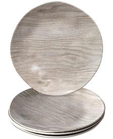 TarHong French Oak Salad Plate, Set of 4