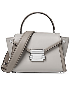 MICHAEL Michael Kors Whitney Top Handle Crossbody