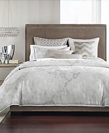 Hotel Collection Interlattice Full/Queen Duvet Cover, Created for Macy's