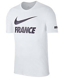 Nike Men's Dry FFF France Graphic Soccer T-Shirt