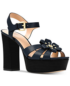 MICHAEL Michael Kors Tara Platform Dress Sandals