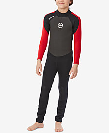 Hot Tuna Boys' 2.5mm Full Wetsuit from Eastern Mountain Sports