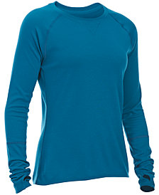 EMS® Women's Techwick® Midweight Long-Sleeve Crew Base Layer