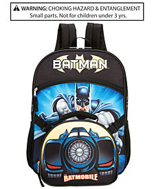 DC Comics Little & Big Boys Batman Backpack & Lunch Tote