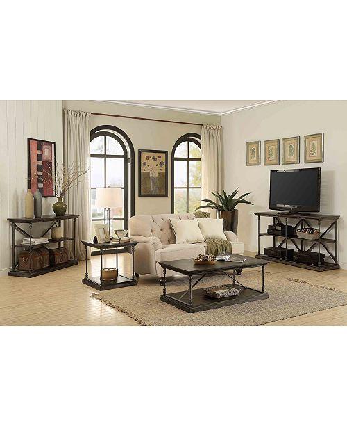 Coast to Coast Corbin Living Room Collection