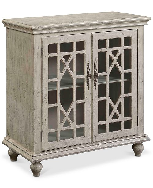 Coast to Coast Milstone 2-Door Cabinet, Quick Ship