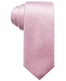 Alfani Men's Argyle Slim Silk Tie, Created for Macy's