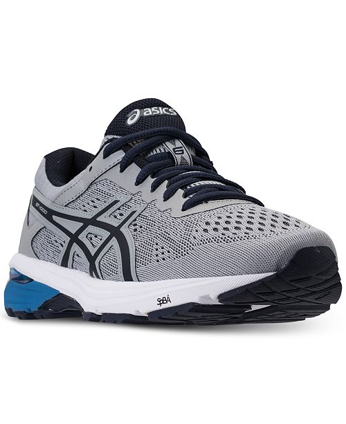 1420e6917d Asics Men's GT-1000 5 Running Sneakers from Finish Line & Reviews ...