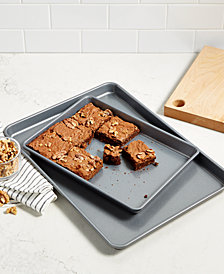Calphalon Classic Large Jelly Roll and Brownie Pan Set