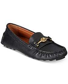 Women's Crosby Driver Turnlock Flats