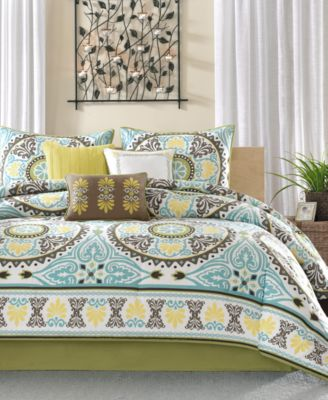 Samara 7-Pc. King Comforter Set
