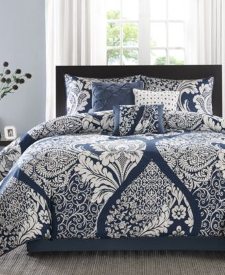 Vienna 6-Pc. Full/Queen Duvet Cover Set
