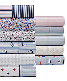 Tommy Hilfiger Novelty Print Sheet Sets