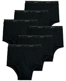 Jockey Men's Big Man 6-Pack Classic Cotton Briefs