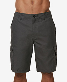 "O'Neill Men's Ranger Hybrid Cargo 21"" Shorts"