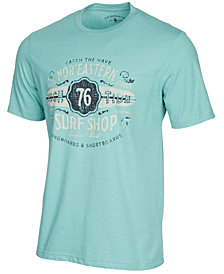 G.H. Bass & Co. Men's Surf Shop Graphic-Print T-Shirt