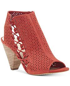 Vince Camuto Elison Cone-Heel Dress Sandals