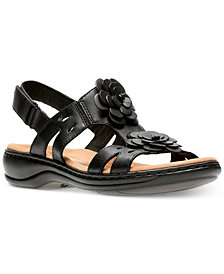 Clarks Collection Women's Leisa Claytin Sandals